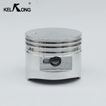 KELKONG Silindir Piston 168F Motor Için Fit GX160 GX200 5.5HP 6.5HP Chainsaw Karbüratör Dirt Bike Motosiklet Için 68mm Piston